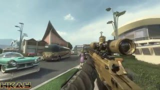 Multi Black Ops 1,2,3 Gun Sync - Faded