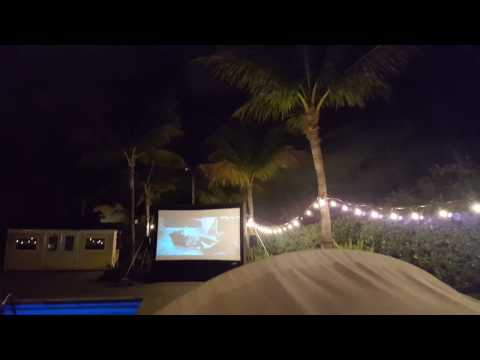 GOT WIND?...Get an EPIC Inflatable Screen!