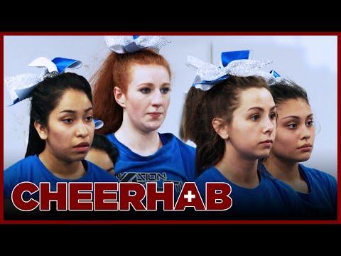 Cheerhab Season 2 Ep. 23 - No Pressure, But Pressure!