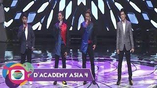 Download Video 4 GANTENG! Rafi, Rizki, Ridho, Randa Buat Panggung DA Asia Tambah Semarak dengan 'Cinta Sabun Mandi' MP3 3GP MP4