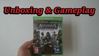 (Unboxing & Gameplay) Assassin's Creed Syndicate sur Xbox One