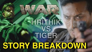 War Story BREAKDOWN, Hrithik vs Tiger Movie story, Vaani Kapoor, Hrithik Roshan Tiger shroff
