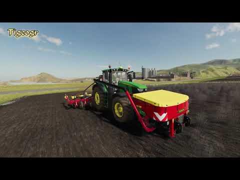 Farming Simulator 19 - How do they work,  Planters