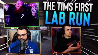 The Tims first Lab run! - Escape From Tarkov - TimTheTatMan & Darkness429