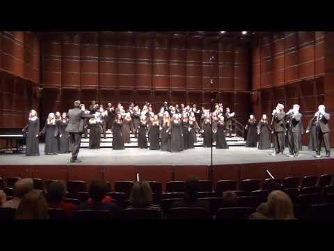 Prairie Ridge A capella Choir - Beatiful Creatures