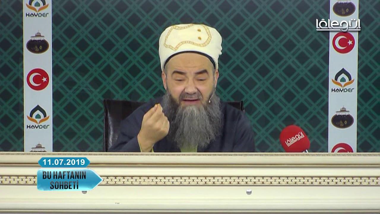 11 Temmuz 2019 Tarihli Bu Haftanın Sohbeti - Cübbeli Ahmet Hocaefendi Lâlegül TV