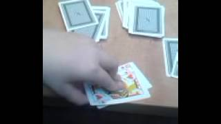 как играть в карты в пьяницу 36