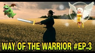 WAY OF THE WARRIOR-#ep3-(BABY DRAGS)-CLASH OF CLANS-TH9