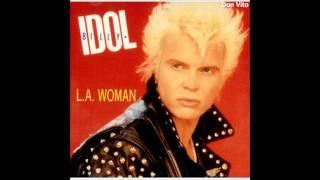 Video Billy Idol - L.A. Woman download MP3, 3GP, MP4, WEBM, AVI, FLV November 2018