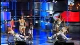 1 канал ОРТ 5 звезд Саша Ли + Руслана- Дикие танцы (Wild dances)