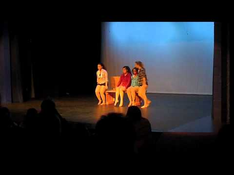Dance performance(Purnell school)-Thuy Hoang