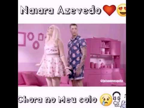 Naiara Azevedo Chora No Meu Colo Status Para Whatsapp Youtube