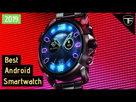 Diesel ON Full Guard 2.5 Hands On Review - The Best Android Smartwatch?