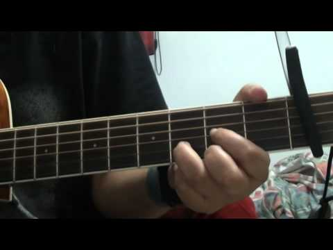 How To Play Jar Of Hearts By Christina Perri On Guitar
