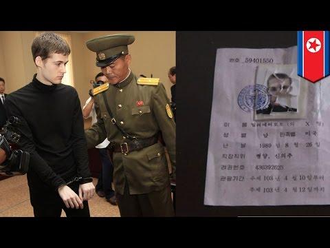 North Korea prison camp: American Matthew Miller gets 6 years hard labor for destroying visa