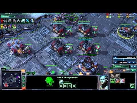 Starcraft 2 Guia basica de como jugar con Terran