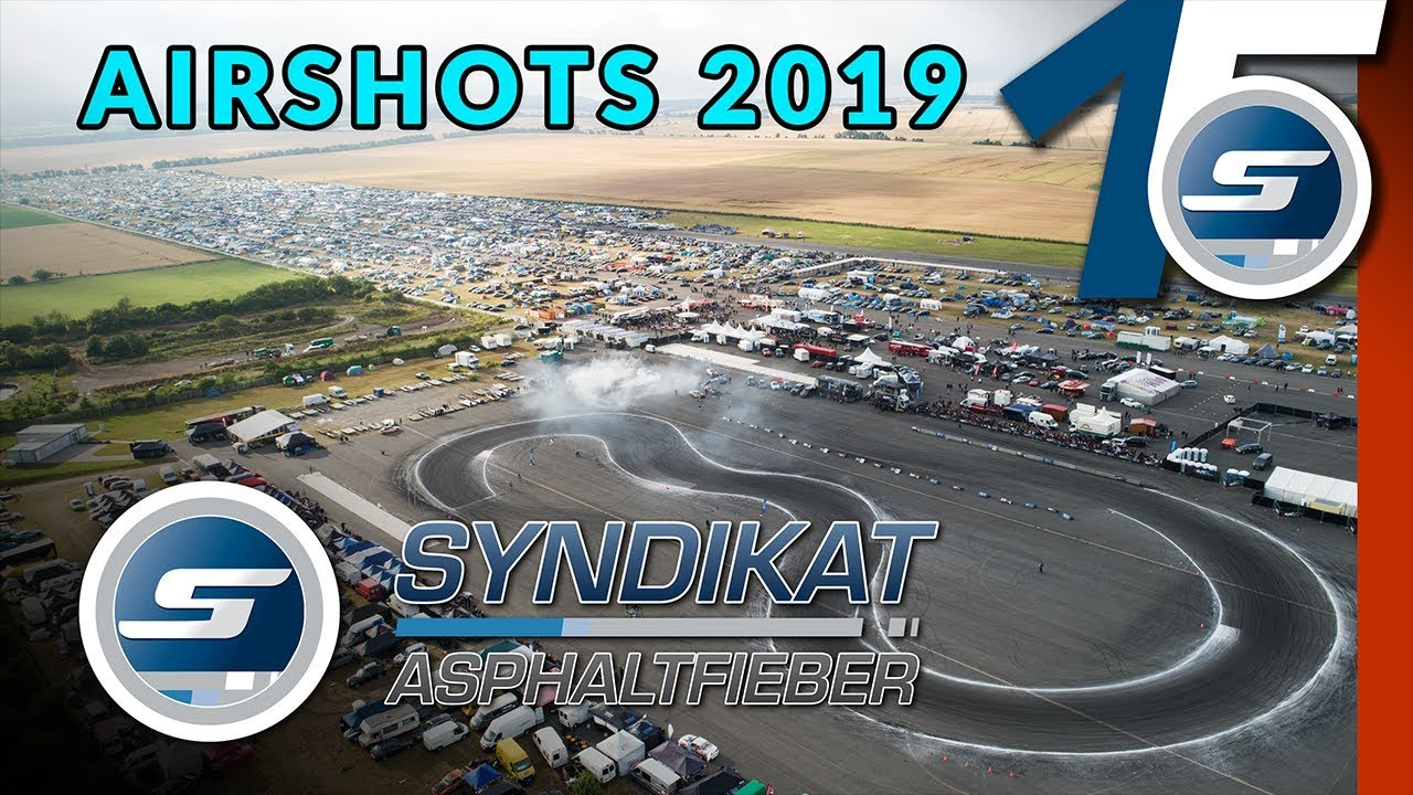 Syndikat-Asphaltfieber 2019 - AirShots