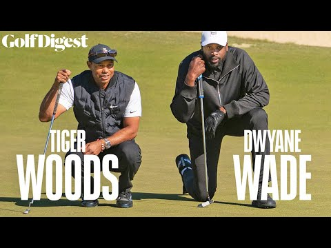 Download A Round with Tiger: Celebrity Playing Lessons - Dwyane Wade
