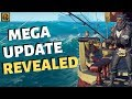 Sea of Thieves MASSIVE UPDATE! // Trailer Analysis and Breakdown!