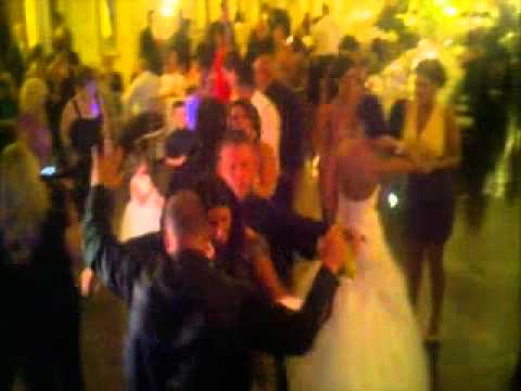 Canfield Casino Wedding 072911 DJ Vinny Liotta Cool Cat Entertainment