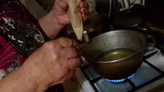 Хворост новый способ приготовления! Часть 2 Рецепты от бабушки.