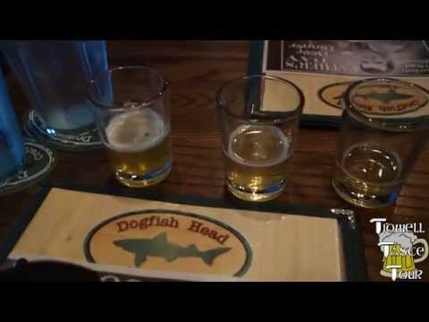Dogfish Head Alehouse - Beer Sampler - Festina Peche, Noble Rot, Festina Peche & 90 Minute IPA Blend