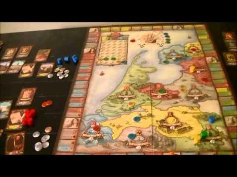 Dutch Golden Age - 3 wrap
