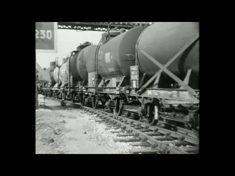 La Bataille Du Rail  - Rene Clement (French - English subs)