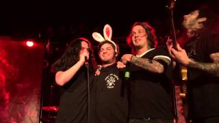 Born of Osiris: Live @ Lincoln Theatre - FULL HD SET - 04/04/15