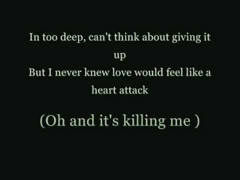 Heart attack-Trey Songz (Lyrics)
