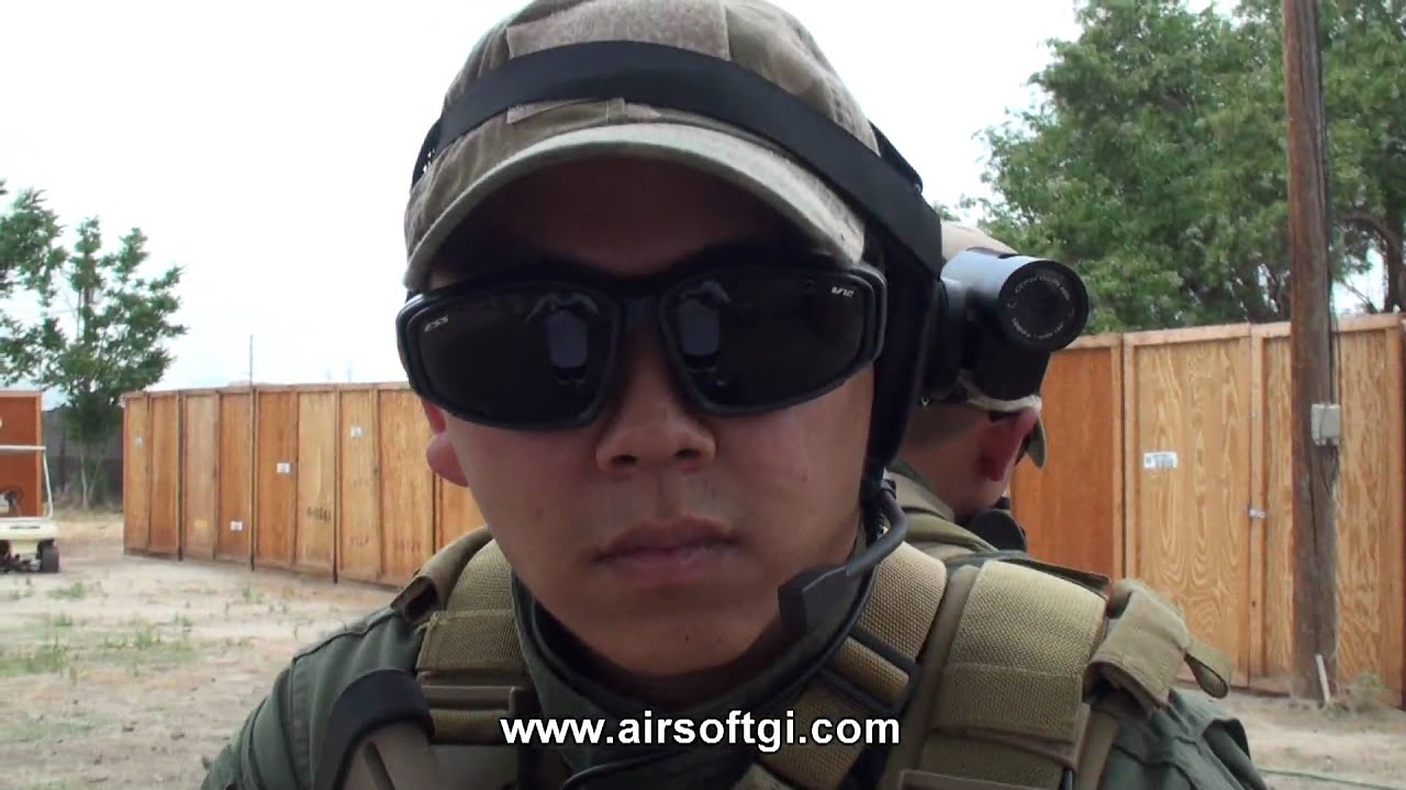 airsoft gi 2v5 battle of the employees airsoft game code red