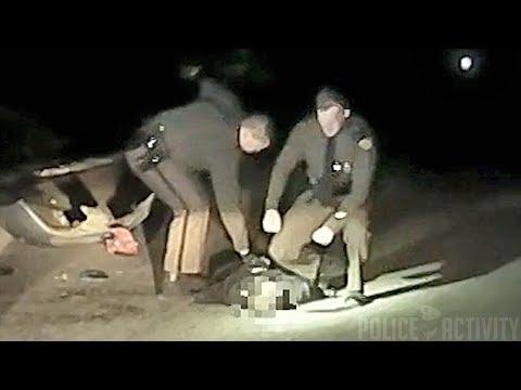 Dashcam Video of West Virginia State Troopers Beating Teen