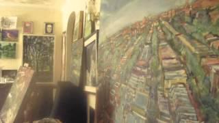 Go Brooklyn: Noel Hefele's Open Studio in Prospect Lefferts Gardens