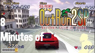 8 minutes of Outrun 2 SP