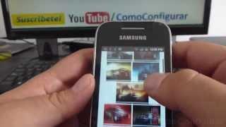 descargar fondos de pantalla gratis samsung galaxy Y S5360 español Full HD