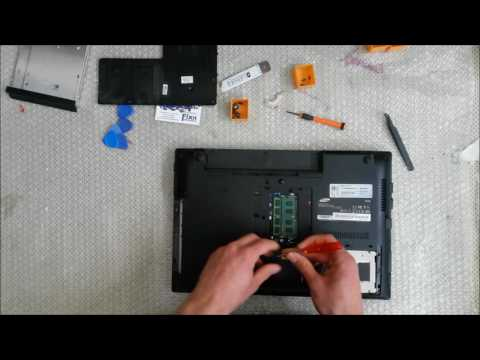 Asus N551J Smontaggio completo. Disassembly