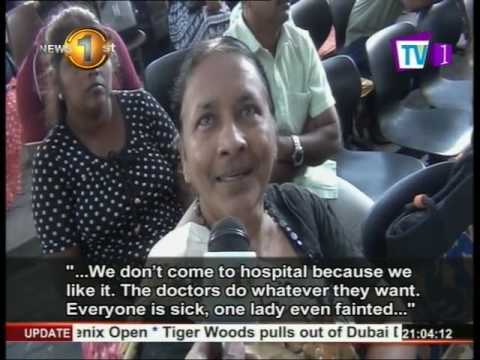 Doctors Strike influenced by other ulterior motives? - Minister of Health speaks