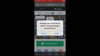 TutuApp latest version install for iPhone, iPad on iOS 11.1, iOS 11, iOS 10, iOS 9, no jailbreaker