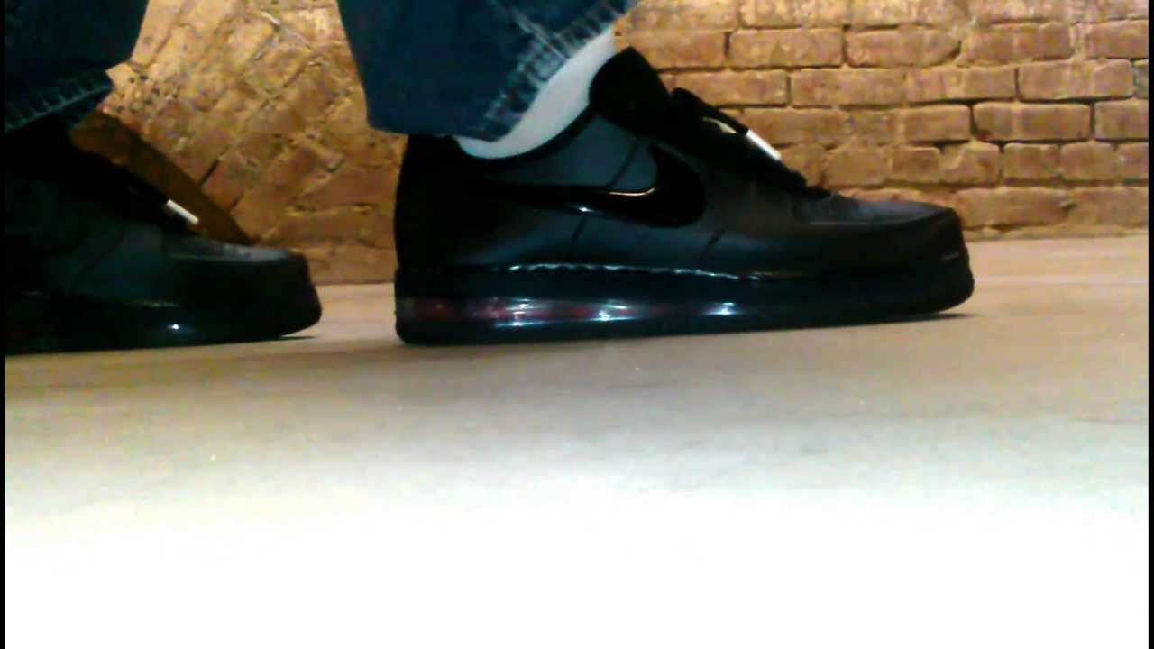 3eeda4e3e11 NIKE  BLACK FRIDAY  AF1 ON FOOT REVIEW IN 1080p HD - YouTube