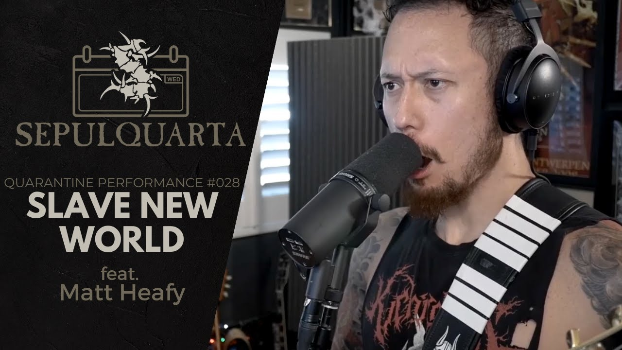 Sepultura - Slave New World (feat. Matt Heafy - Trivium) - YouTube