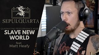 Sepultura - Slave New World (feat. Matt Heafy - Trivium)