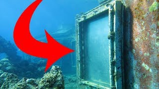 Divers Just Discovered An Abandoned Strip Club Underwater