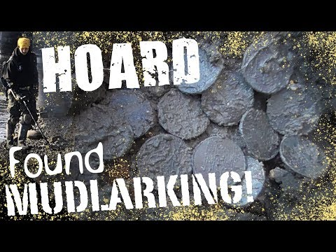 Our Richmond Hoard found Mudlarking