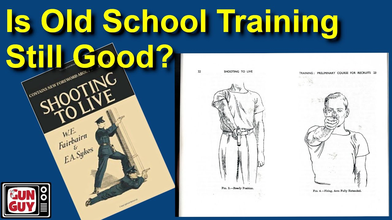 IS OLD SCHOOL FIREARMS TRAINING STILL GOOD? – Audio Podcast Episode 62