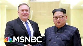 High Stakes For Historic Trump-Kim Summit   Morning Joe   MSNBC