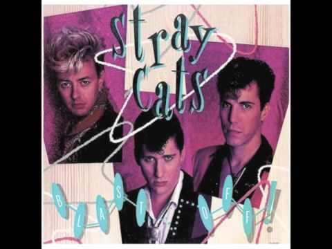 Stray Cats - Rockin' All Over The Place