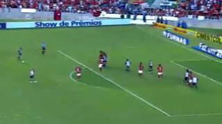 Os Gols de Botafogo 2x2 Flamengo Pelo 2º Jogo da Final do Carioca 2009