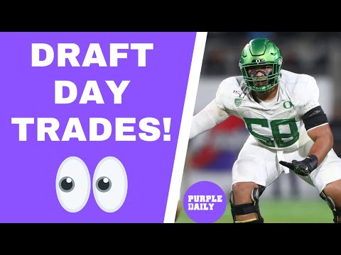 Minnesota Vikings trade speculation for the NFL Draft
