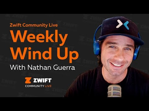 Weekly Wind Up with Nathan Guerra