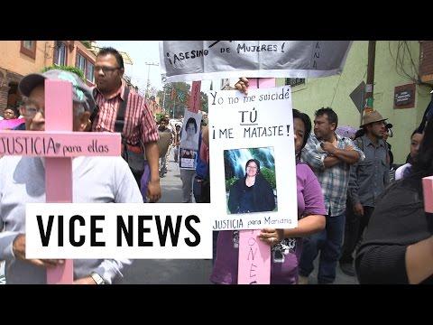 Los feminicidios del Estado de México